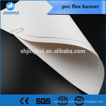 Folhas retroiluminadas dianteiras do cabo flexível do PVC usadas para o quadro de avisos de propaganda exterior