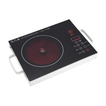 Utensílios de cozinha elétricos infravermelhos do fogão