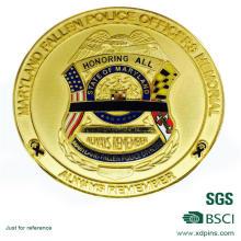 Офицеры Сувенирные Монеты Мемориал