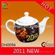 Gros DH0094 675cc personnalisé eco pot en céramique