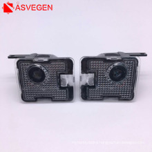 Wholesale New Product ! Door Welcome Light Rear Mirror Shadow Light Theater For Cars Lamp Light Addon For PMC-FD2