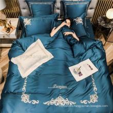 Made in China Modern Design Deep Pocket Bedding Soft for King Bed