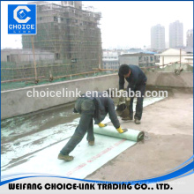 China PP composto impermeabilização reforçada construir membrana