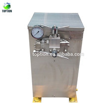 High pressure homogenizer for honey&ice cream &milk