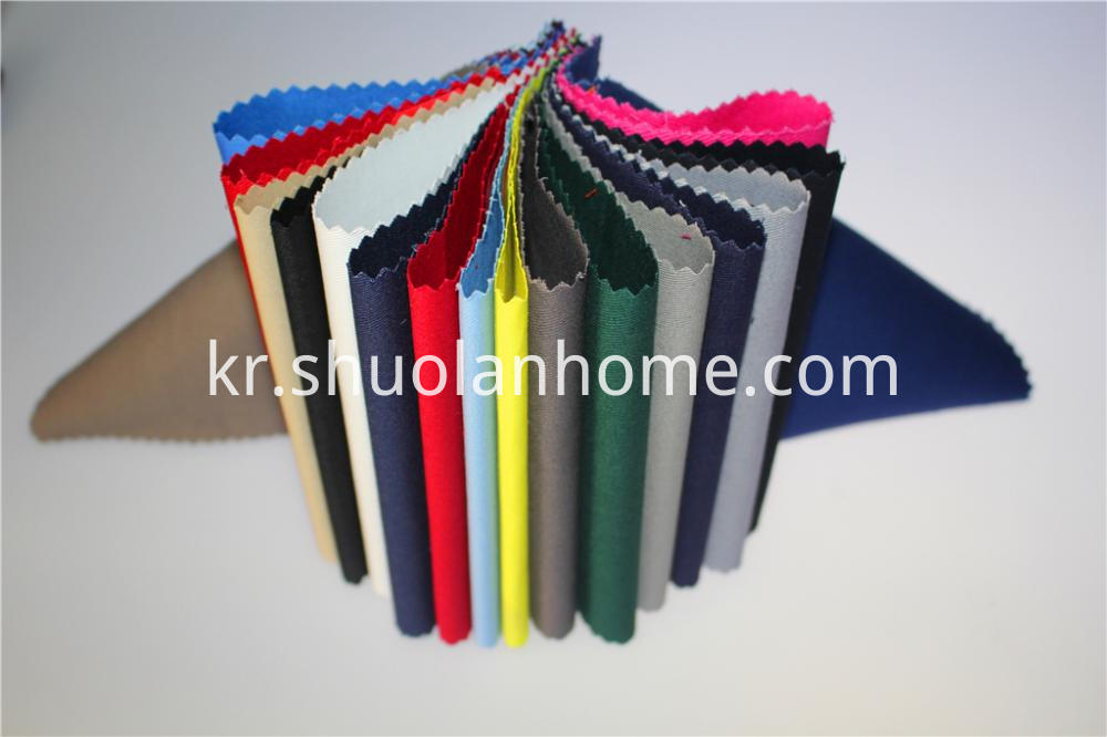 Polyester Cotton Fabric Woven Fabric