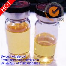 Tren 180 injizierbare Steroide flüssige Tritren 180mg / ml halbfertige mischende Tren Mischung