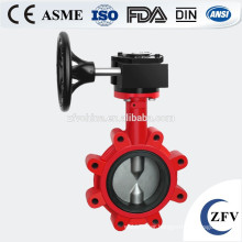 ISO,API,DIN,JIS,BS,AS,EN lugged butterfly valves