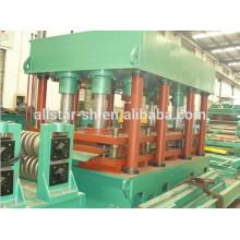 Verzinktem Stahl Silo bilden Rollmaschine, Stahl Silo, der Maschine herstellt