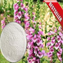 Extrait de fines herbes CAS 20830-75-5 de drogue de poudre de Digoxin pour des conditions de coeur