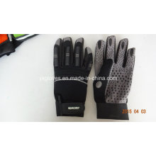 PVC Dotted Glove-Oil & Gas Glove-Safety Glove-Working Glove-Weight Lifting Glove