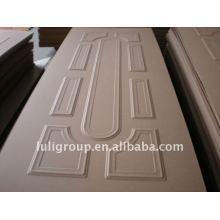 Формованные кожи двери MDF, HDF формованных дверь кожи, сырой MDF двери кожи