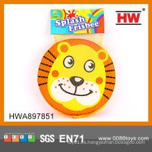 Juguete divertido juguete de frisbee de espuma de juguete de playa de los niños