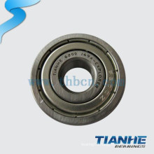 Double row bearing 4308 40*90*33 great performance deep groove ball bearings