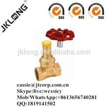 J1012 Vanne à cliquet verrouillable en laiton