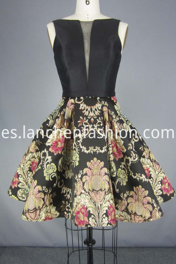 Ball Gown Knee Length