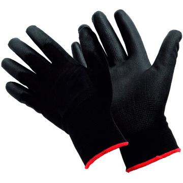 Allzweck-Ölwechselhandschuh mit schwarzer PU-Palmbeschichtung