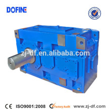 H2SH23 parallel shaft industrial gearbox H2SH24 helical gear units horizontal mount
