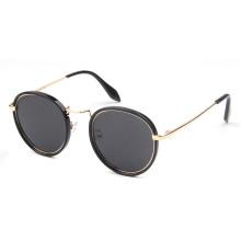 New fashion sunglasses round ,metal sunglasses