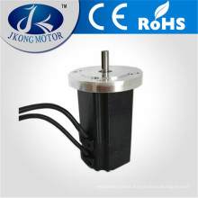 round flange BLDC motor / 125W BLDC motor/ 60mm BLDC motor with special flange