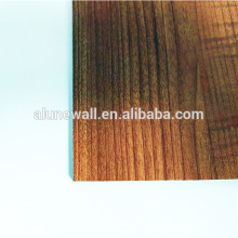 20 years guarantee Wooden acp material acm aluminum composite panel