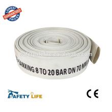 fabricants de tuyaux en caoutchouc de feu en Chine / tuyau résistant au feu / tuyau d'incendie utilisé