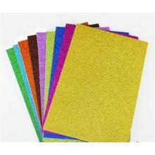 Atacado Scrapbook Adhesive Multi Color DIY Sparkling Glitter Paper