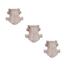 Elegant Carving Molding Trim for Furniture Onlays