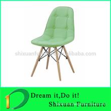 Leisure modern new design living room wooden chair