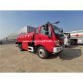 SOJEN 4x2 6 wheels Fire Fighting Truck