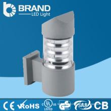 China fornecedor de alta qualidade novo design frio morno COB IP65 exterior levou luz de parede