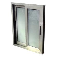 Traitement de surface spécial bronze images de conception de fenêtres de maison en aluminium anodisé