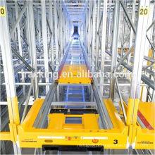 armazenamento automatizado e sistema de recuperação, armazenamento a frio Jracking Radio trasfega, armazenamento racking