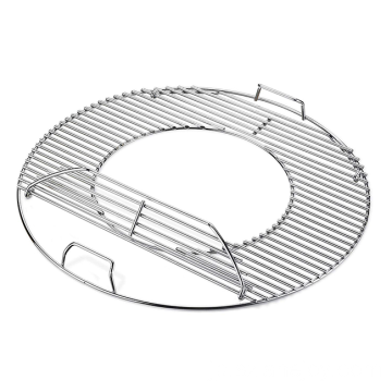 Outdoor use Charcoal burning cooking grates stainless steel portable BBQ grill grate round grill grates stainless steel