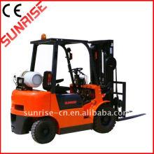 NEW LPG / Gasoline Forklift Truck CE 1.5ton 2ton 2.5ton 3ton