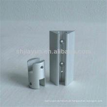 Peças de alumínio CNC Machined Fabricated