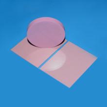 Mirror Polished High Purity Rectangle Alumina Ceramic Plate