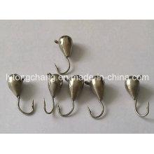 Color llano Tungsten Ice Fishing Jig Head Dia2.5mm-Dia6.5mm