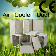 Air Cooler Parts- (serie de conductos de plástico)