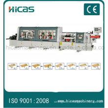 Hcs518d costo de la máquina de encuadernación de borde en China