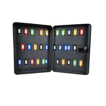 Combination lock metal Key Box for 60 Keys