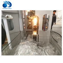 6500-13000BPH FAYGO Semi Auto PET Flasche Blasformmaschine Preis zu verkaufen