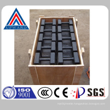 Upward Brand Cast Iron OIML Standard Industrial Test Weights Supplier