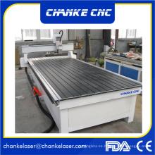 CNC de madera de trabajo de corte de la máquina de grabado de muebles / Artesanía Ventana de madera