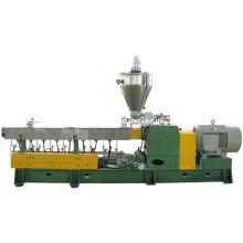 Machine parallèle de granulation d'animal familier de vis jumelle