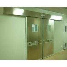 Porta da clínica médica da saúde urbana do país