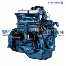 6 Zylinder, 405 kW, Shanghai Dongfeng Dieselmotor für Generator,