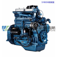 6 Cylinder, 405kw, Shanghai Dongfeng Diesel Engine for Generator Set,