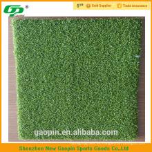 Cheap U pin hierba artificial impermeable para campos de fútbol de interior