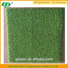 Дешевые Щ-контактный водонепроницаемый искусственная трава для крытого футбольного поля