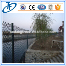 High Quality Security Chain Link Wire Fence With Accessories Used for Sale (China Supplier)